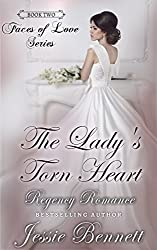 Regency Romance: The Lady's Torn Heart (Clean Short Read Historical Romance) (Faces of Love Series)