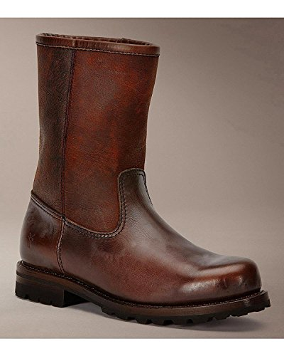 Mens Frye Pull Boot - 87109 Dbn Marrone Scuro