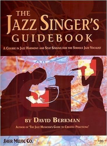 The Jazz Singers Guidebook David Berkman 9781883217624 Amazon