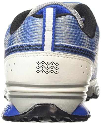 Geox Para Niños Azul white J Royal B Bernie Zapatillas AIpAqrw