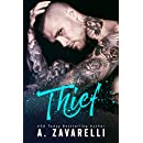 THIEF (Boston Underworld Book 5)