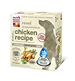 Image of The Honest Kitchen Revel Organic Whole Grain Dog Food - Natural Human Grade Dehydrated Dog Food, Chicken, 10lbs (Makes 40 lbs)
