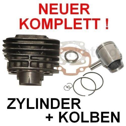 Unbranded 90 CCM Zylinder KIT KOLBEN Set KOMPLETT fü r Honda NH90 NH Lead 1991 2T Luft Zylinderkit Unbekannt mx1_253034716291