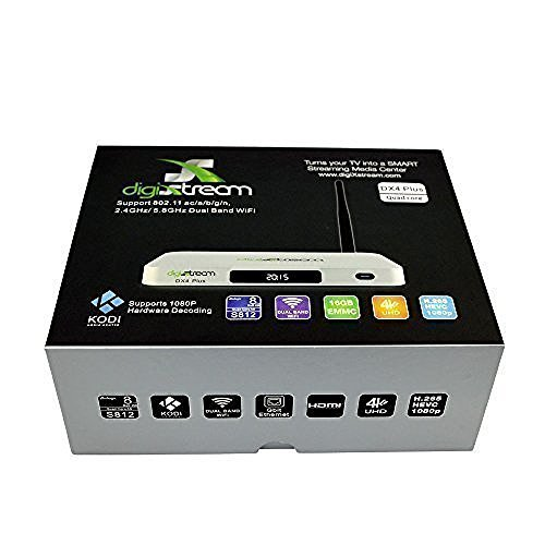 DigiXstream DX4 Plus Android Media product image