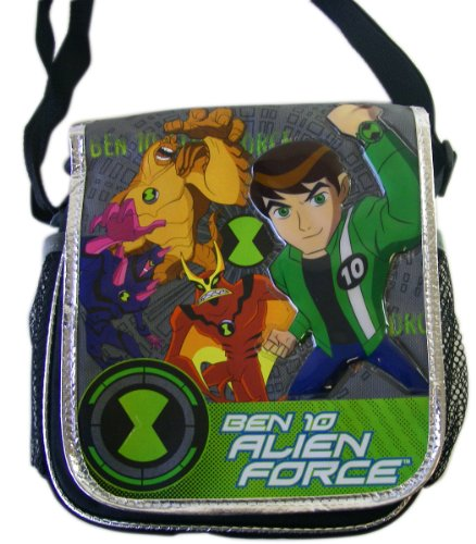 Ben 10 Alien Force Lunchpal – Ben 10 Lunch Bag, Baby & Kids Zone
