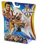 WWE Slam City Alberto Del Rio Figure by Mattel