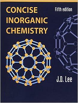 Concise Inorganic Chemistry 5e