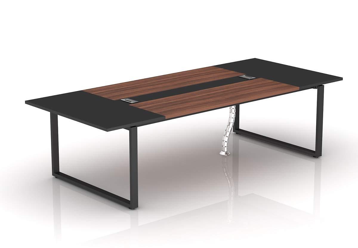 Tavolo da conferenza 280 x 120 x 75 cm krasskaufen