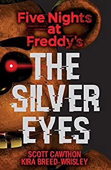 Five Nights Freddys Silver Eyes ebook product image