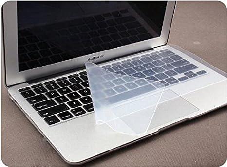 """Ewin 1 pcs 15 """"universal Teclado Funda Piel de silicona protector para Laptop Notebook"""