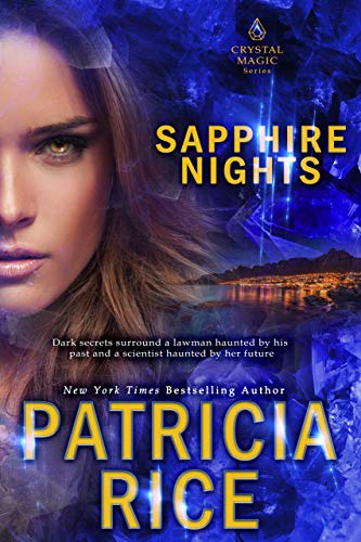 Sapphire Nights (Crystal Magic Book 1) by [Rice, Patricia]