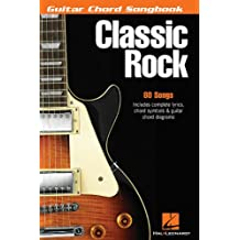 Classic Rock: Guitar Chord Songbook (6 inch. x 9 inch.)