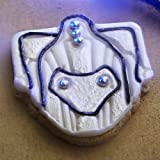 Doctor Who K9 and Cyberman Cookie Cutters
