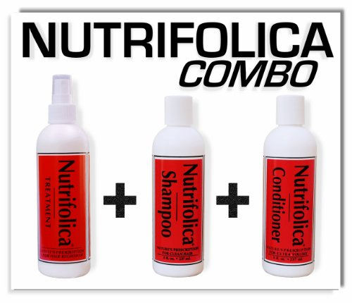 Nutrifolica Hair Loss Volumizing Conditioner product image