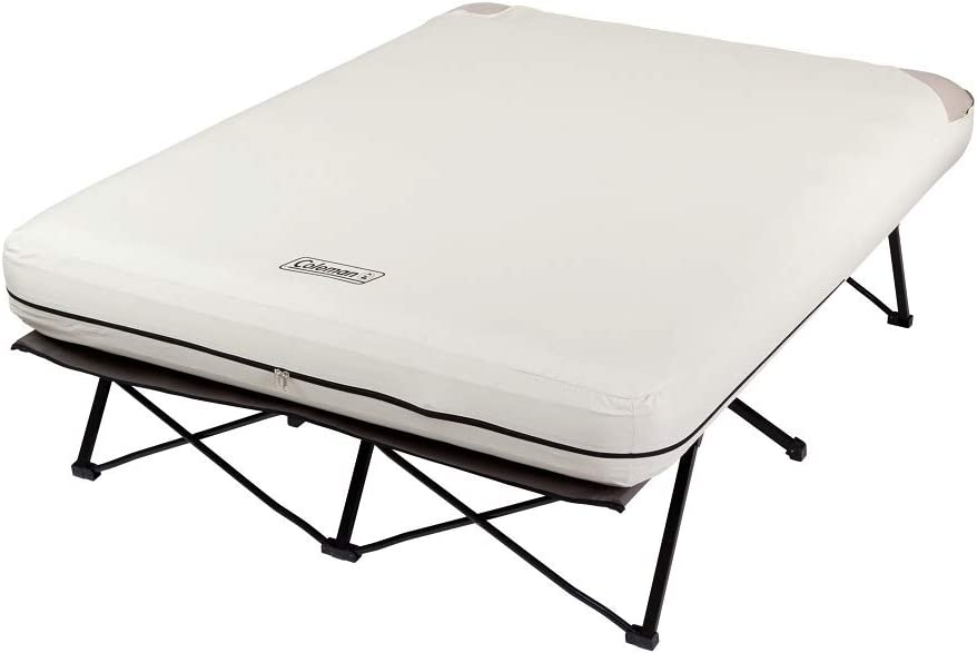 Coleman Camping Cot Air Mattress For Camping