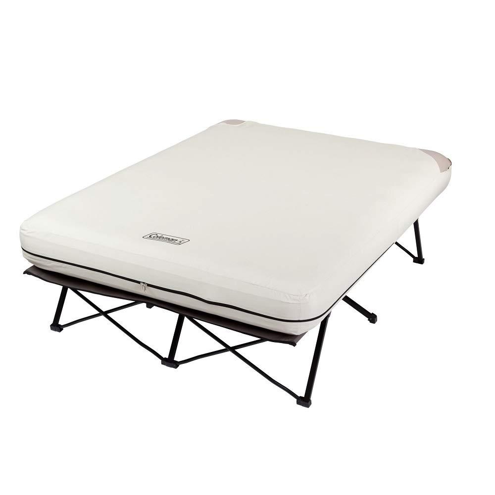 Coleman queen air bed air mattress