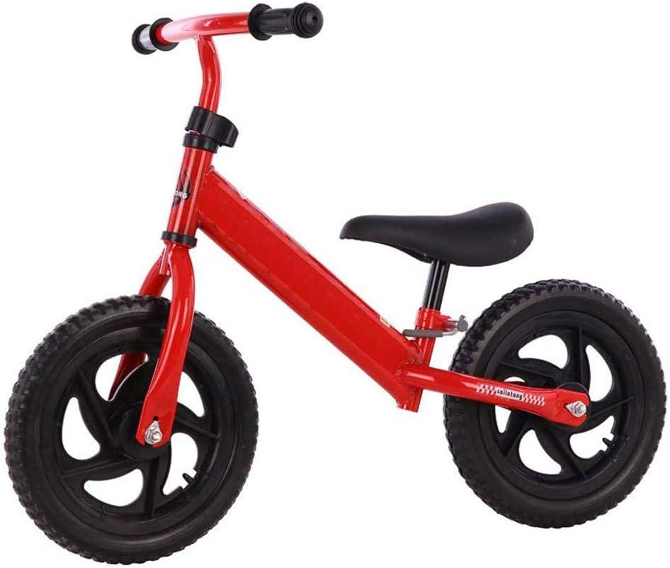 Kengsiren Equilibrio De Niños De La Bici Bici De La Vespa Yo-Yo Bicicleta Sin Juguete Antiguo De Bicicletas 2-6 Años Coche del Niño Ajustable del Manillar Y El Asiento