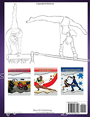 Free Printable Gymnastics Coloring Pages, Download Free Clip Art ...   400x310