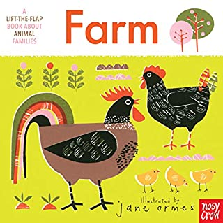 Book Cover: Animal Families: Farm