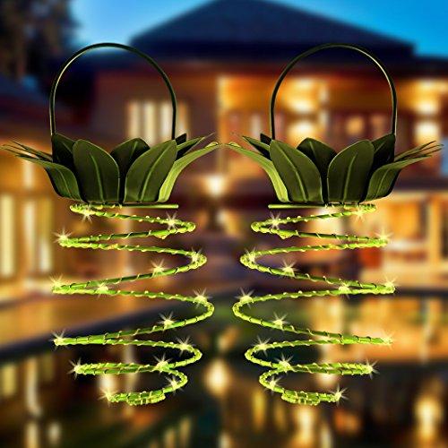 Best Solar Powered Deck Lights in Florida - 9