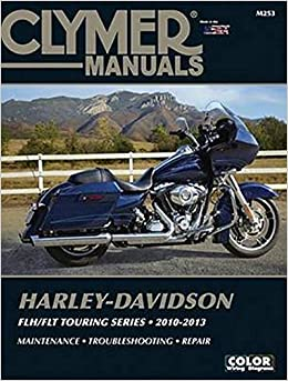2012 harley davidson road king wiring diagram harley davidson flh flt touring series 2010 2013  clymer manuals  harley davidson flh flt touring series