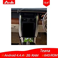 10.4 Inch Android 4.4.4 Multimedia Player for 2003-2007 TEANA Auto GPS Navigation GPS+Mirrorlink+BT+Radio+AUX IN+DVR