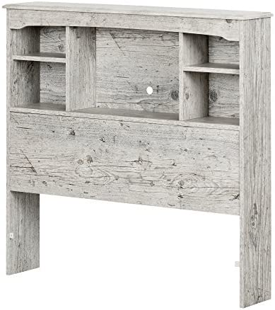 South Shore Aviron Bookcase Headboard