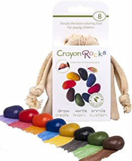 product image for Crayon Rocks 8 Colors in a Muslin Bag