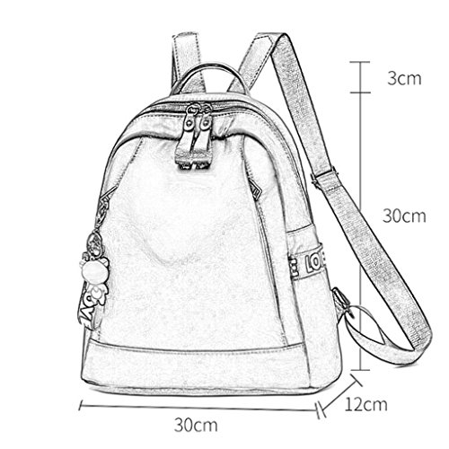 Type Travel Leisure Casual Backpack Bag Messenger Bag Capacity Lady Capacity Double And High Xxbb Ig1qwCn