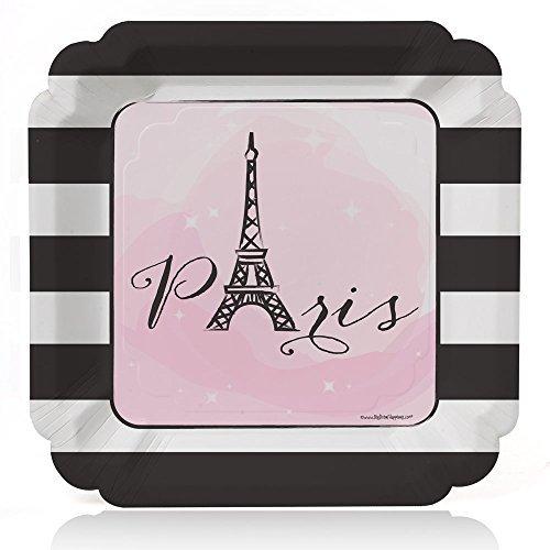 Big Dot of Happiness Paris, Ooh La La