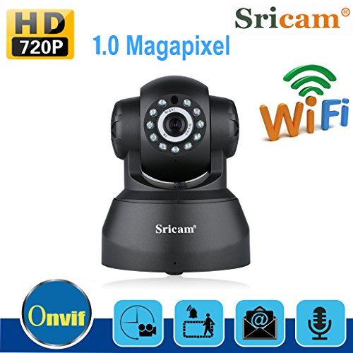 Sricam Wireless Network Support Security product image