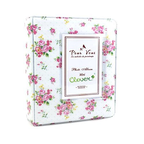 Clover Candy Color Fuji Instax Mini Book Album for Instax Mini7s 8 9 25 50s Film