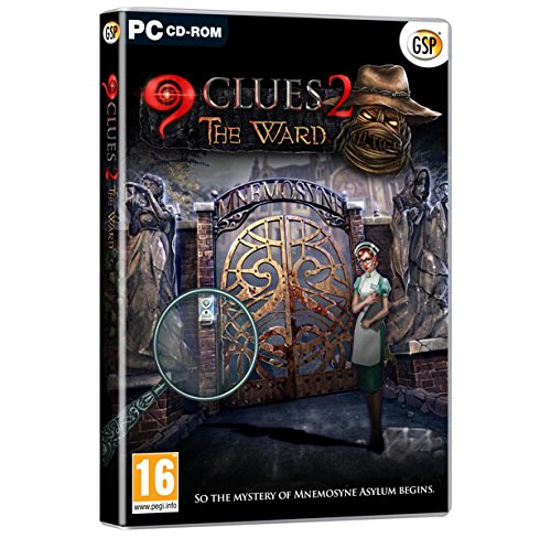 9 Clues 2 - The Ward (PC CD) (UK IMPORT)
