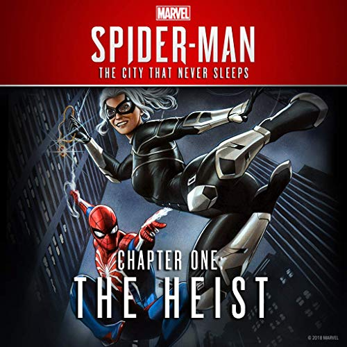 Marvel's Spider-Man: The Heist (City That Never Sleeps) - PS4 [Digital Code] ()