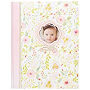 C.R. Gibson Sweet as Can Be Perfect-Bound Memory Book for Newborns and Babies, 64 Pages, 9  W x 11.125  H