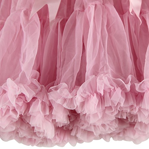 Uni Jupe Rose ninos DEN 90 Femme Plisse buenos 4ABnZzp