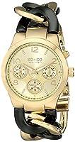 SO&CO New York Women's 5013.1 SoHo Analog Display Quartz Two Tone Watch by SO&CO MFG