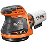 Ridgid R8606B GEN5X 18-Volt 5 in. Cordless Random Orbit Sander (Tool-Only, Battery and Charger NOT Included) by Ridgid
