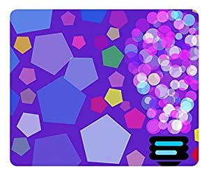 Mouse Pad Abstract Light Bulb Desktop Laptop Mousepads Comfortable Office Mouse Pad Mat Cute Gaming Mouse Pad