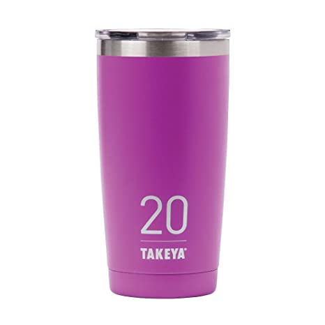 Amazon.com: Takeya 51082 Actives, vasos de acero inoxidable ...
