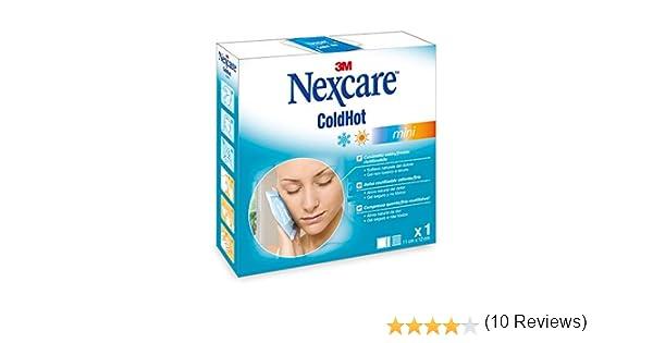 Nexcare Coldhot Mini - Gel Pack, 100 mm x 120 mm: Amazon.es: Salud y cuidado personal
