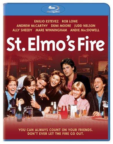 St. Elmo's Fire (Image/ Blu-ray)