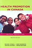 Health Promotion in Canada, , 1551303256