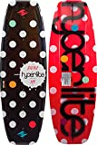 2017 Hyperlite Divine Girls Wakeboard - 119CM - UP TO 115 LBS - Blank Wakeboard Only