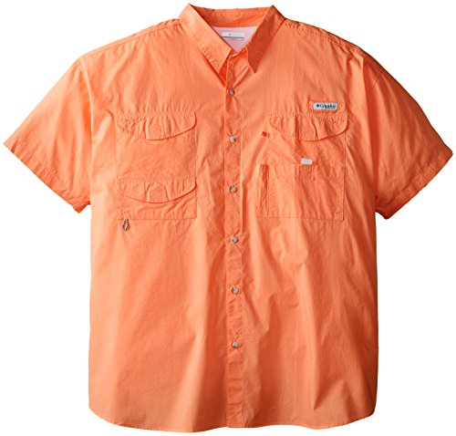 Columbia Men's Bonehead Short Sleeve Shirt (Big)