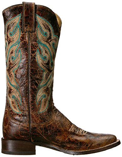 Brown Women's Western Boot Sadie Stetson H4wxF1Fqn