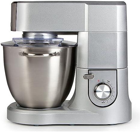 Domo DO9079KR 1500W 6.7L Acero inoxidable - Robot de cocina (6,7 L, Acero inoxidable, Giratorio, Acero inoxidable, 1500 W, Mezcla): Amazon.es: Hogar