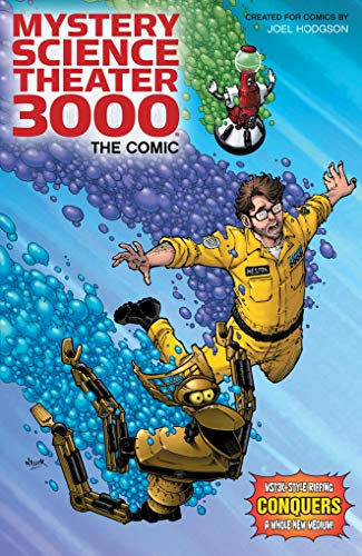 Pdf Graphic Novels Mystery Science Theater 3000