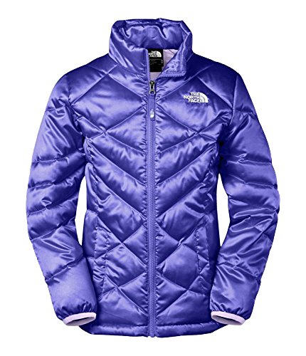 THE NORTH FACE YOUTH GIRLS ACONCAGUA DOWN JACKET STARRY PURPLE (XL 18) by The North Face