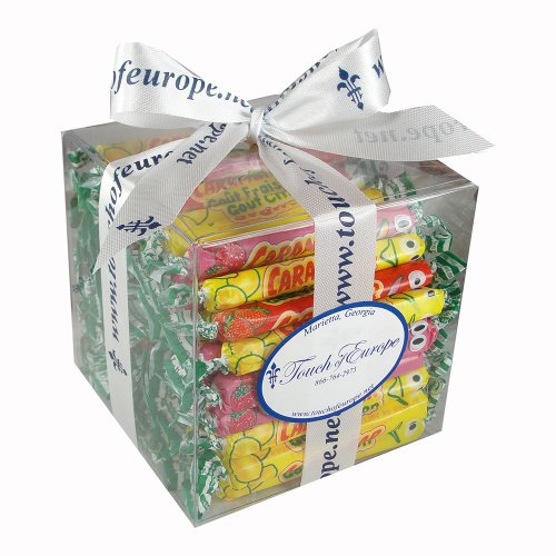 La Pie Qui Chante Carambars FRUITS 1 Lb in Gift Box